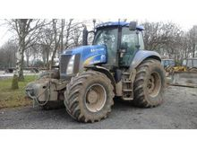 2010 NEW HOLLAND T8050 ULTRA