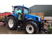 2007 NEW HOLLAND T6030 Plus