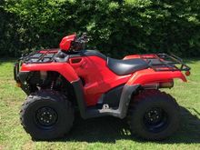 HONDA TRX500FE 500, Quad bike,