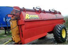 RUSCON 12.5 CUBE ROTOR SPREADER