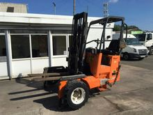 2008 MOFFETT MOUNTY M8 EXTRA RE