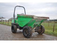 2008 TEREX PT3000 3t FRONT TIP
