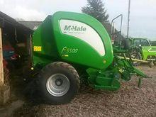 Used 2016 MCHALE F55