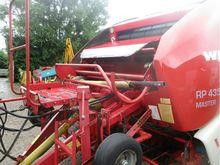 WELGAR RP 520 FARMER BALER