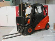 2007 LINDE H30D (393) 3000kg ca