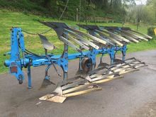 Used LEMKIN 4 FURROW