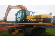 2011 JCB JS220LC Tracked Excava