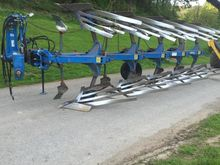 Used RABE 5 FURROW R