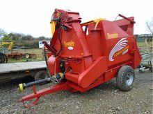 2015 TEAGLE 8500 Bale Shredder