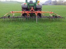2000 PARMITER 6M GRASS HARROWS