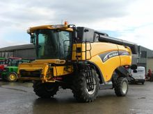 2003 NEW HOLLAND CX820