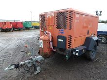 2005 INGERSOLL RAND 7-120 COMPR