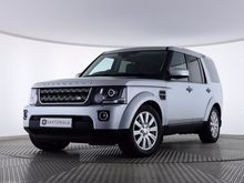 Used LAND ROVER DISC