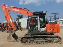 Used 2012 HITACHI ZA