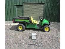 2012 JOHN DEERE UTILITY VEHICLE