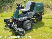 2005 HAYTER MT313 TRIPLE MOWER