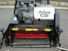 ALLETT C20 CYLINDER MOWER Petro