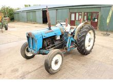 FORDSON DEXTA 2WD TRACTOR A rea