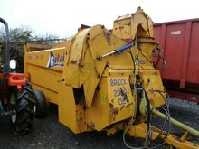 BEL AIR 2060 DE Bale Shredder