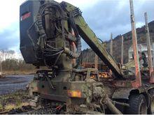 2012 KESLA 2012T Timber Crane a