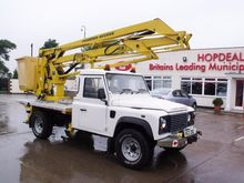 2008 LAND ROVER DEFENDER 130 Ch