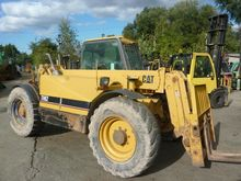 Used CATERPILLAR TH6