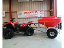 ISUZU SUZUKI KINGQUAD 400 AND S
