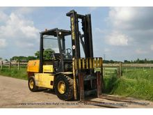 1999 HYSTER H5.00 XL 5t 4m FORK