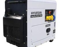HYUNDAI DHY8000SELR 6KW SILENCE