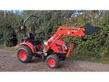 KIOTI CK2810 Loader Tractor Die