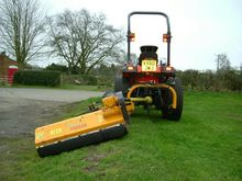 FERRI ZME125 FLAIL MOWER Off Se