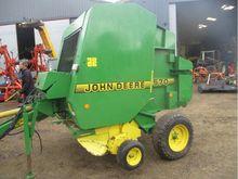 Used JOHN DEERE 570