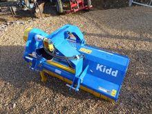 2017 KIDD ST160 FLAIL TOPPER WI