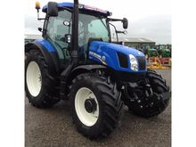 2015 NEW HOLLAND T6160 TRACTOR