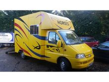 2006 CITROEN RELAY Horse Box Di