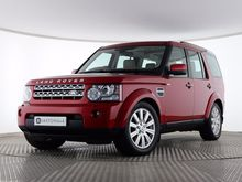 2012 LAND ROVER DISCOVERY 4 3.0