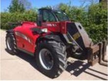 MF 9306 TELESCOPIC HANDLER