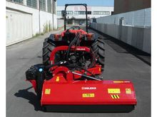 DELEKS 140CM VERGE MOWER/HEDGE