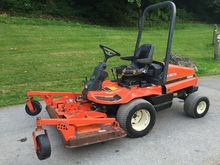2005 KUBOTA F3060 RIDE ON MOWER