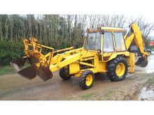 Used JCB 3CX EXTENDA