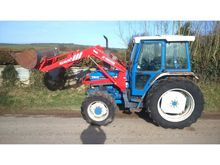 FORD 7610 SUPER Q 4WD c/w Chilt