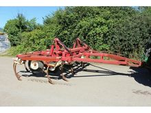 RECO 12 FOOT CULTIVATOR with 17