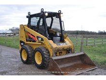 2011 CATERPILLAR 216 B3 SKID ST