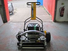 "INFINISYSTEM 22"" GREENS MOWER"