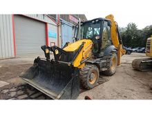 2015 JCB 3CX BACKHOE LOADER