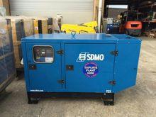 Used SDMO T25 Single