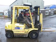 Used HYSTER in Unite