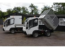 2011 GOUPIL G3 TRUCK Electric