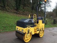 2011 BOMAG BW80 ADH-2 TWIN DRUM