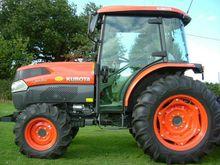 KUBOTA L5040 L5040 Tractor Dies